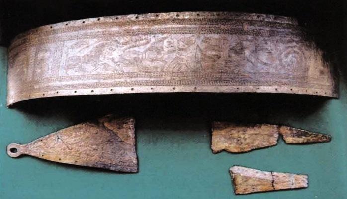 Из истории бронзовых поясов средневекового Азербайджана