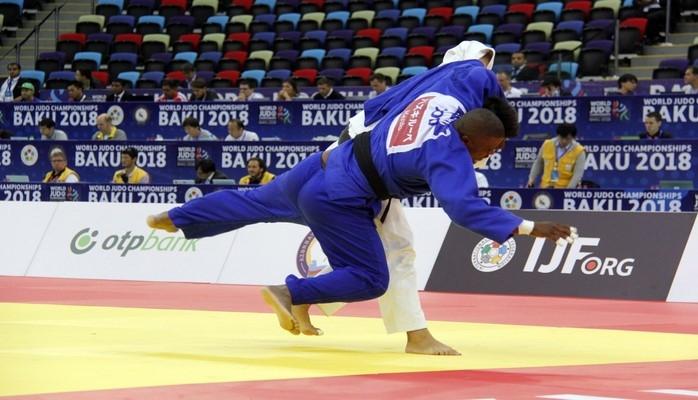В пятый день чемпионата мира по дзюдо определятся победители в двух весовых категориях
