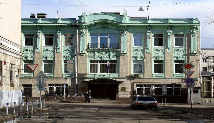 В посольство Азербайджана в Москве не поступало никакой ноты
