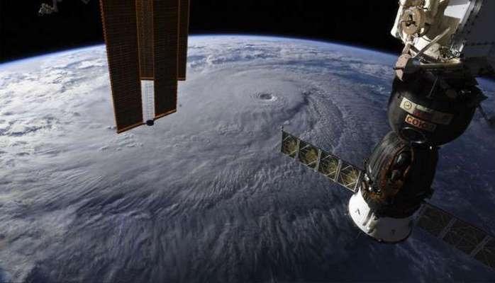NASA kosmosdan çəkilən görüntü paylaşdı