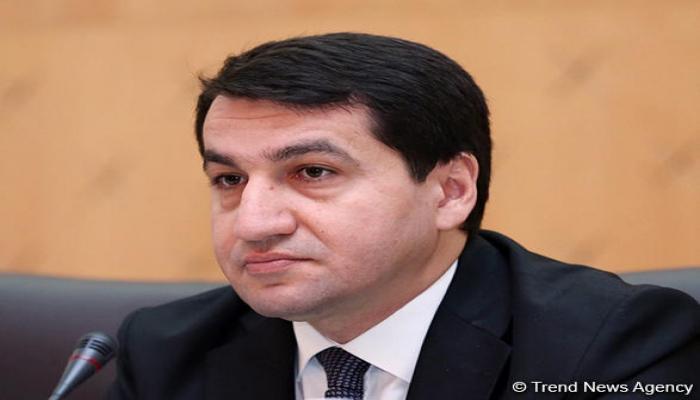 Хикмет Гаджиев: В Азербайджане пока не предусмотрено возобновление международных полетов, в том числе и в мае