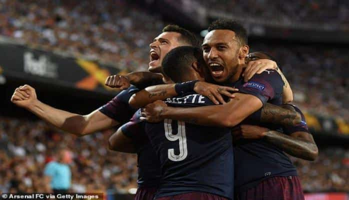 Футболисты 'Арсенала' получат премиальные в случае победы в Лиге Европы