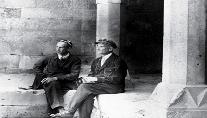 Древние Баку и Дербент на картинах художника И.Щеблыкина (ФОТО)