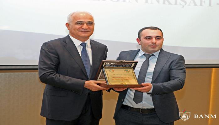 Проект студентов Бакинской Высшей школы нефти признан лучшим молодежным стартап-проектом года