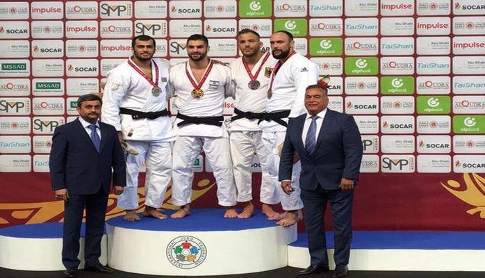 """Millimiz """"Böyük Dəbilqə""""dən üç medalla qayıdır"""