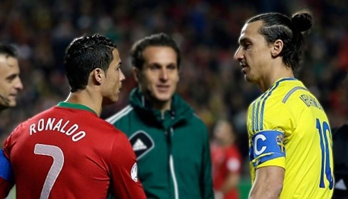 """Kriştianu Ronaldu: """"İbrahimoviç mənim paxıllığımı çəkir"""""""