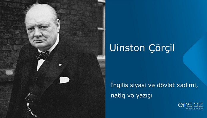 Uinston Çörçill