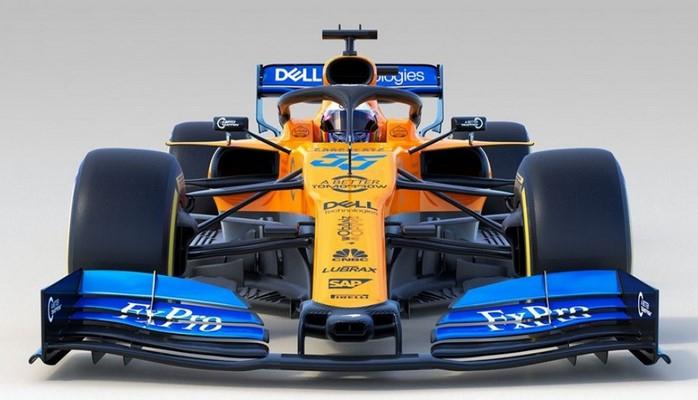 «Макларен» представил свой болид MCL34 на сезон-2019 «Формулы-1»