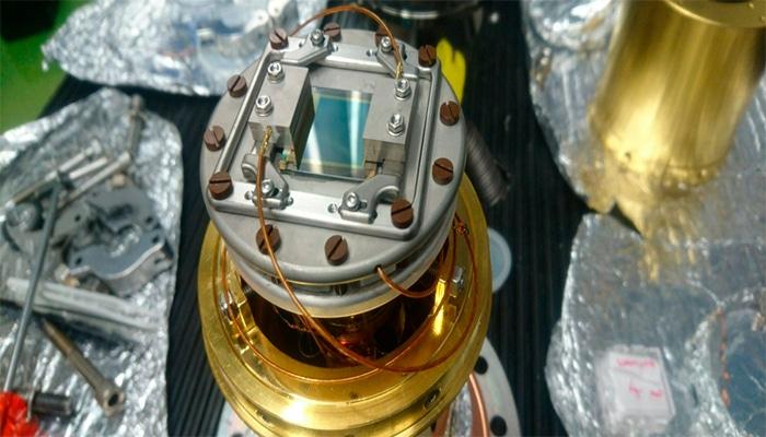 Квантовый конденсатор размером с марку может хранить до 100 ТБ данных