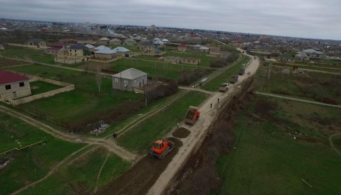 В северном регионе Азербайджана завершается реконструкция автодорог, соединяющих 8 населенных пунктов