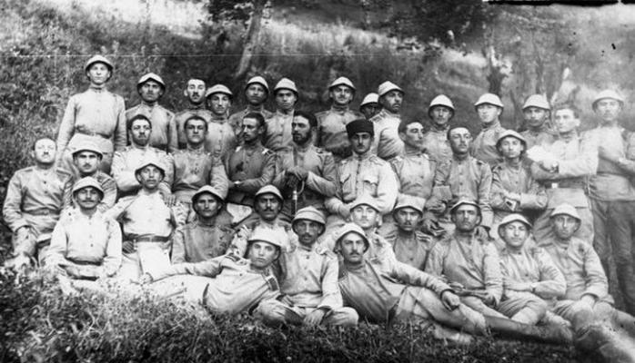 Milli Ordu quruculuğunun ilk hərbi məktəbləri