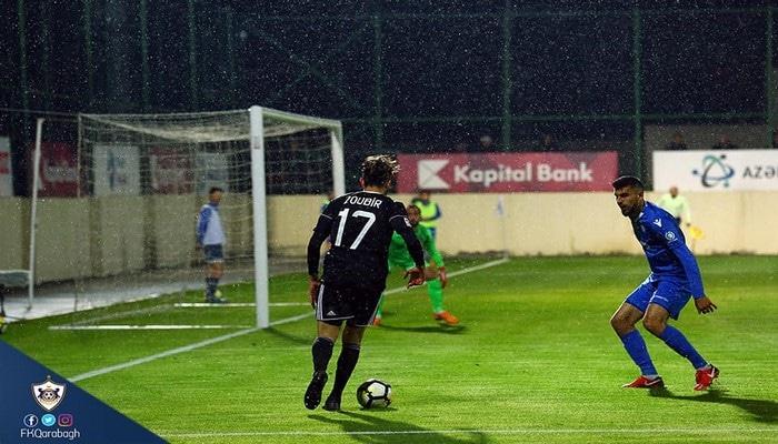 В Премьер-лиге Азербайджана забит 200-й гол сезона