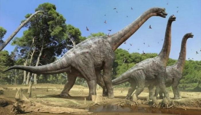 Ученые обнаружили самое опасное место на Земле в эпоху динозавров
