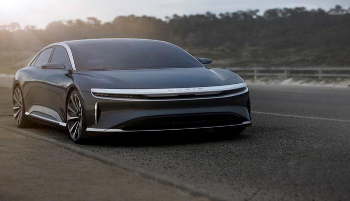 Lucid Motors выпустит конкурента Tesla Model S к 2020 году