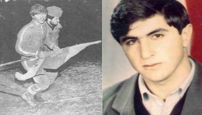Bayrağı düşmənə verməyən oğlan - Natiq Qasımov