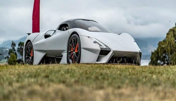 Dünyanın ən sürətli avtomobili təqdim edildi