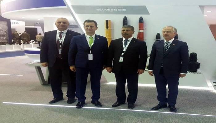 Азербайджан участвует во второй международной конференции «АрМИ – 2019»