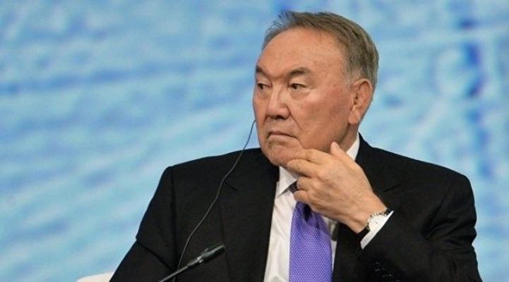 Qara dənizlə Xəzər birləşdirilsin - Nazarbayev