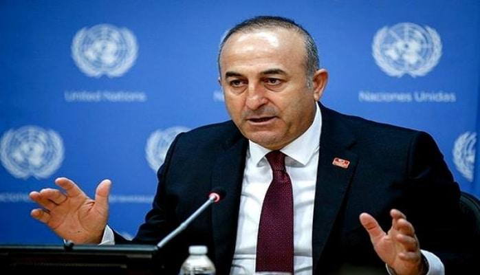 Çavuşoğlu əməliyyata qarşı çıxanlara elə sözlər söylədi ki...