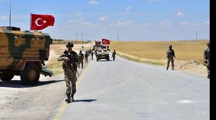 Трое турецких солдат погибли в Сирии