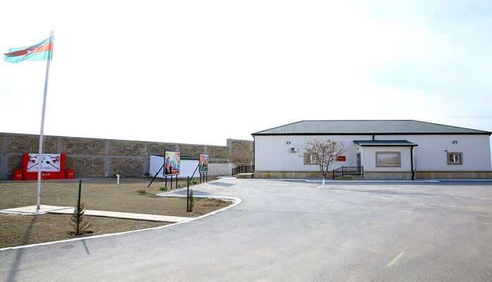 HHQ-nin Bölmələrin idarəedilməsi və texniki-nəzarət mərkəzinin açılışı olub