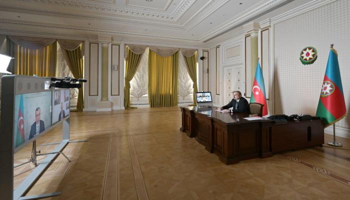 Президент Ильхам Алиев: Сегодня мы наглядно видим профессионализм наших врачей