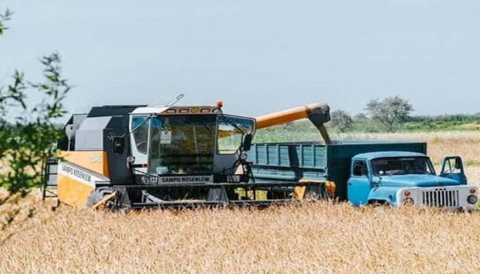 В Азербайджане уборка зерновых выполнена на 5,7 процента