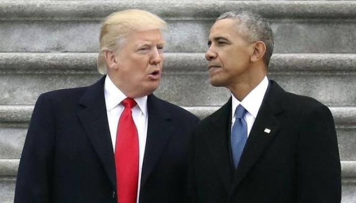 Obama Tramp haqqında serial çəkəcək
