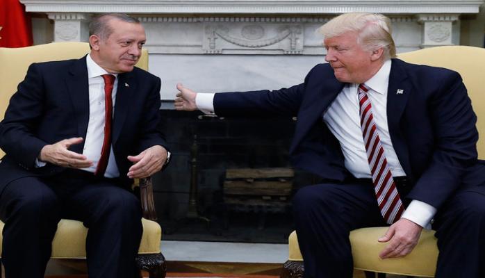 Эрдоган вернул Трампу оскорбившее его письмо