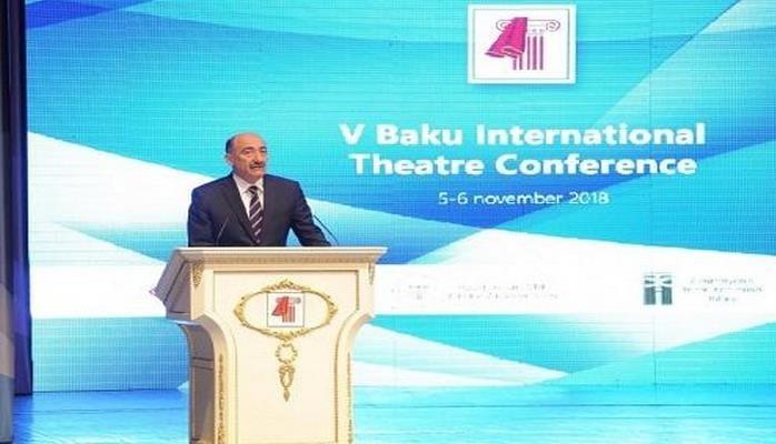 Bakıda V Beynəlxalq Teatr Konfransı işə başladı
