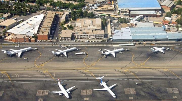 Tehran hava limanı fəaliyyətini dayandırdı
