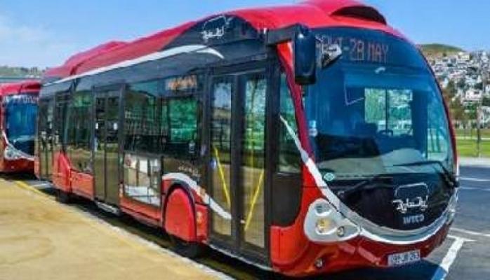 Bakıda bu avtobusun hərəkət sxemi dəyişdi