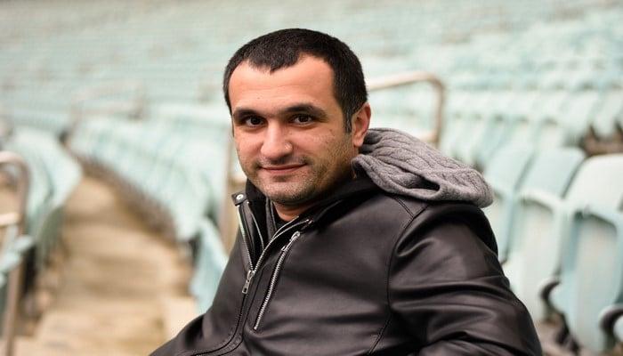 """""""Manchester United""""-dən ayrılan və Bakıda öz biznesini quran azərbaycanlı"""