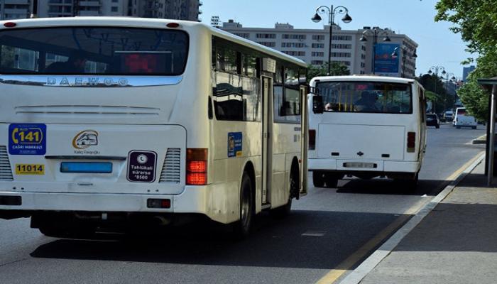 Bakıda 216 nömrəli müntəzəm marşrut xətti üzrə avtobusların hərəkət sxemi dəyişdirilib