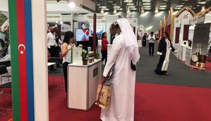 Азербайджанские товары представлены в Катаре