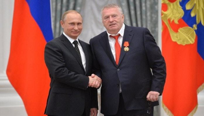Putindən Jirinovskinin təklifinə reaksiya: Baxılacaq!