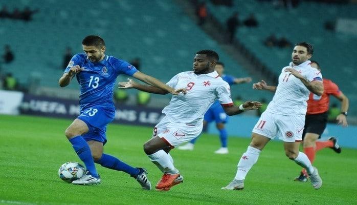 Сборная Азербайджана не смогла победить Мальту