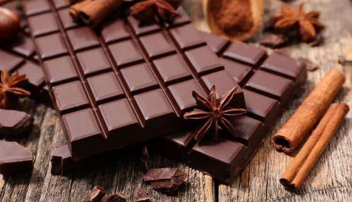 Шоколад замедляет процесс старения