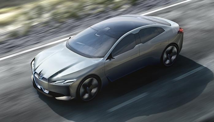 BMW-dən böyük elektrokar