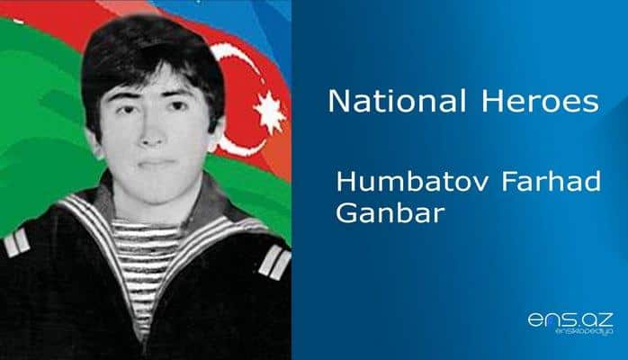 Humbatov Farhad Ganbar