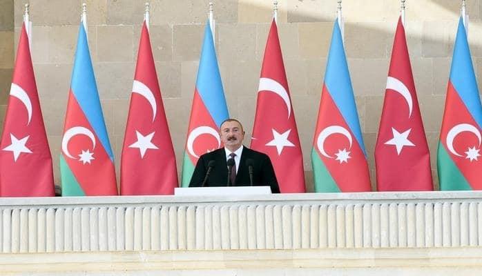 Президент Ильхам Алиев: Совместные проекты Азербайджана и Турции создают энергетическую и транспортную карты Евразии