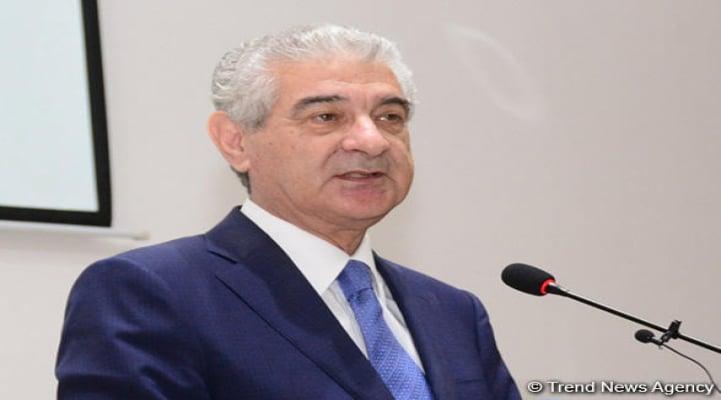 Али Ахмедов: Правительство Азербайджана заинтересовано в партнерстве и сотрудничестве с ЕС