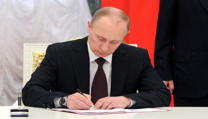 Putindən yəhudi vilayətinin lideri ilə bağlı - Qərar