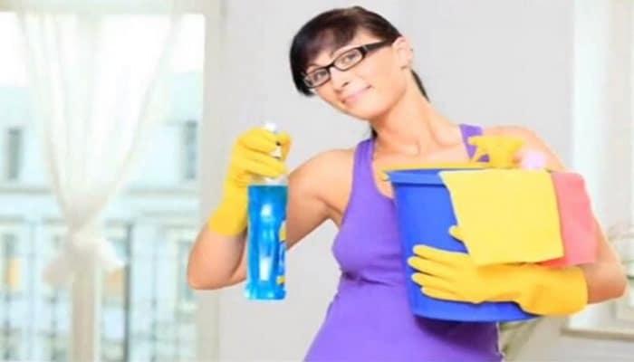 Лучше отказаться: моющие средства вызывают одышку. Вот почему вам может стать плохо