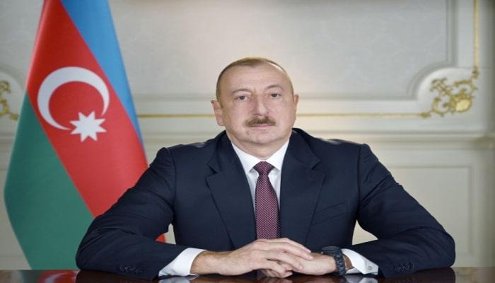 Президент Ильхам Алиев наградил Шафигу Мамедову орденом «Эмек» 1-й степени