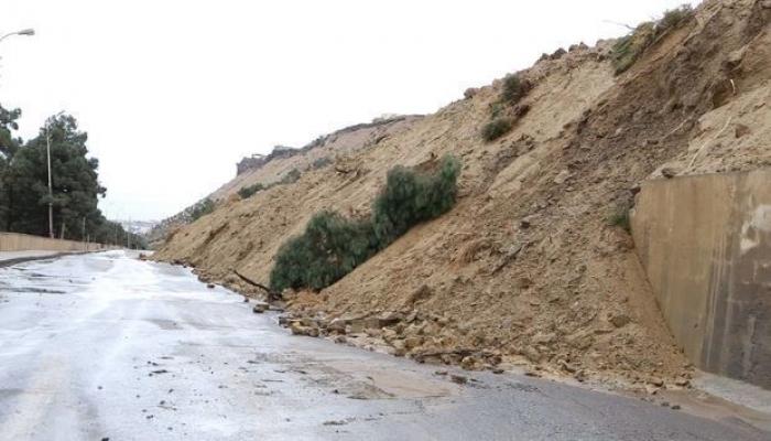 Yağış sürüşmə zonalarını aktivləşdirdi