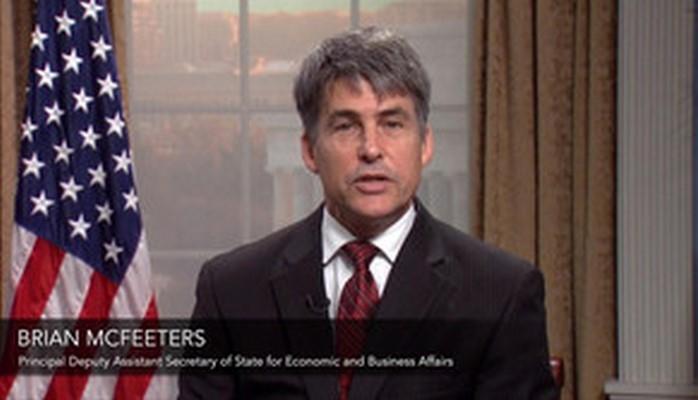 Представитель Госдепартамента США находится с визитом в Азербайджане