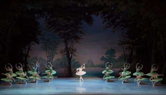 Премьера Мариинского театра на сцене Приморского театра «Спящей красавицы» в редакции Эльдара Алиева