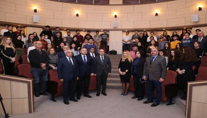 В БВШН состоялось памятное мероприятие, посвященное годовщине Ходжалинского геноцида