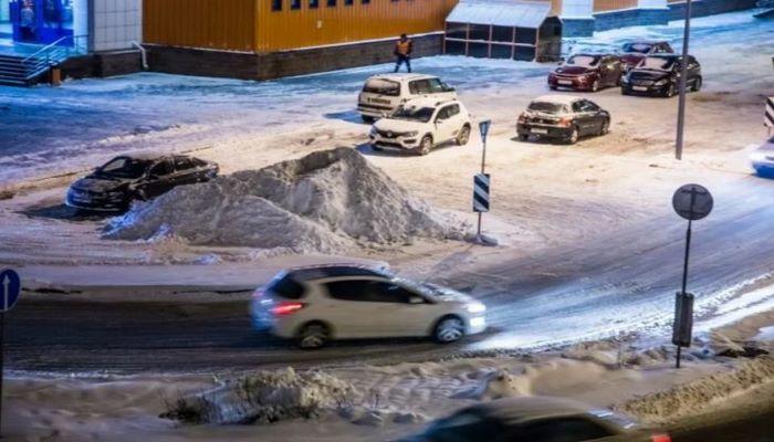 Sürüşkən yolda avtomobilin idarə edilməsi qaydaları
